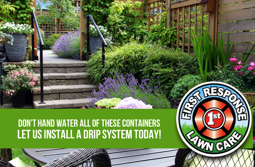New Irrigation Systems Rockwall Texas