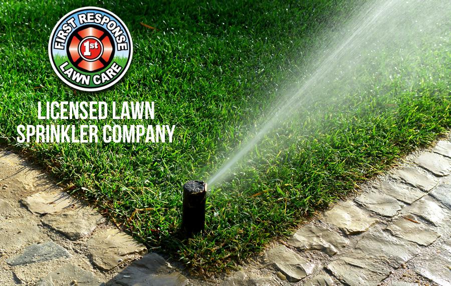 Licensed Lawn Sprinkler Company