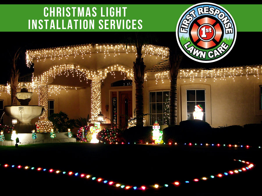 Christmas Light Installation Rockwall