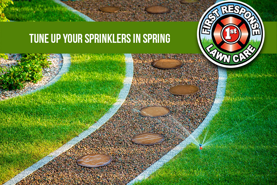 Tune Up Your Sprinklers in Spring