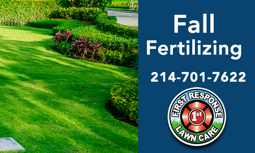 Fall Fertilizing